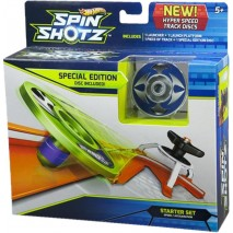 Hot Wheels Spin Shotz Disc Special Edition
