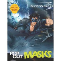 Krrish Pop out Mask