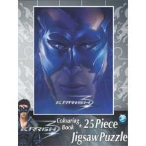 Krrish Jigsaw 25 pc - 1