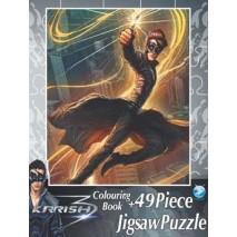 Krrish Jigsaw 49 pc - 1