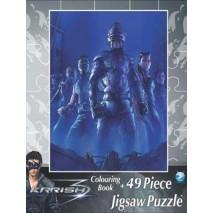 Krrish Jigsaw 49 pc - 2