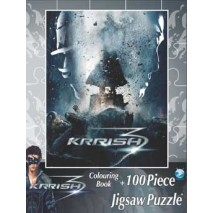 Krrish Jigsaw 100 pc - 2
