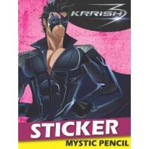 Krrish Sticker Mystick Pencil