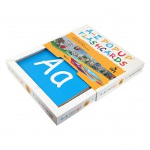 Game Zivene A-Z Popup Flashcards
