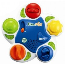 LeapFrog Fix The Mix Sonix Learning Game