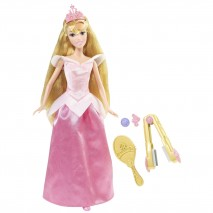 Disney Princess Crimp And Style Sleeping Beauty Doll