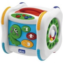 TOY TALKING CUBE E/GB Chicco