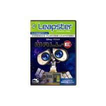 Leap Frog Leapster Learning Game Wall E