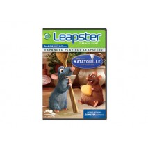 Leap Frog Leapster Learning Game Disney Pixar Ratatouille