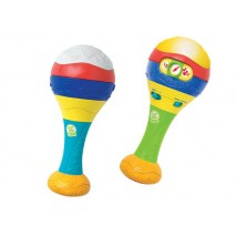 Leap Frog Counting Maracas