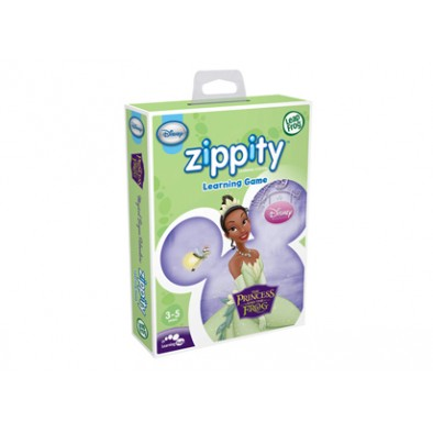 Leap Frog Zippity Learning Game Disney The Princess And The Frog