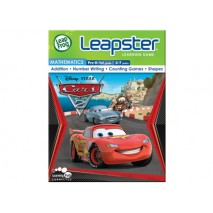 Leap Frog Zippity Learning Game Disney Pixar The World Of Cars