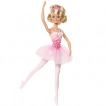 Barbie Princess Ballerina Pink