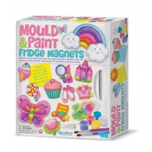 Mould & Paint / Fridge Magnets 4M