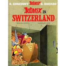 Asterix in Switzerland- Vol. 16