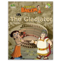 Chhota Bheem The Gladiator Vol. 43