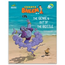 Chhota Bheem Ginie Out of the Bottle Vol. 28