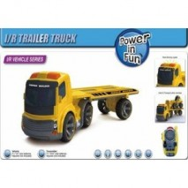 I/R Vehicle Series: I/R Trailer Truck